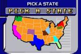 Sports Illustrated for Kids: Football Game Boy Advance Pick a State