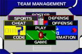 Sports Illustrated for Kids: Football Game Boy Advance Team Management