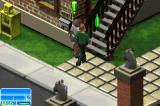 The Sims 2: Pets Game Boy Advance Being taken to your apartment
