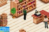 The Sims 2: Pets Game Boy Advance Shopping in a store