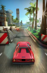 Asphalt: Overdrive Android You are immediately thrown into a first race with a fast car.