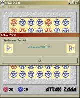 Attax 2000 Windows I lost the game