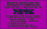 The Big Three DOS This is a shareware game so naturally there will be a shareware reminder screen