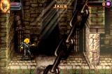 Ghost Rider Game Boy Advance Start of the first level, the jails of hell