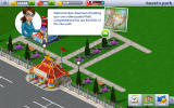 Rollercoaster Tycoon 4 Mobile Android Help is provide to set up the first version of a park.