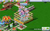 Rollercoaster Tycoon 4 Mobile Android The ferris wheel is being upgraded.