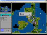 Sid Meier's CivNet Windows 3.x Diplomatic 'Spam' attack on 'Reading'