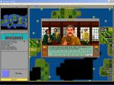 Sid Meier's CivNet Windows 3.x Chatting with the Russians