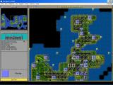 Sid Meier's CivNet Windows 3.x Trading and Railroading