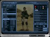 Tom Clancy's Ghost Recon: Desert Siege Windows Create your fire teams and pick their kits.