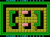 Battle-Field ZX Spectrum Finding the perfect moment to shoot