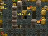 Crazy Chicken: Jewel of Darkness Windows Level 3