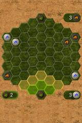 Hexxagon Android A three-player game