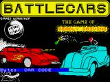 Battlecars (ZX Spectrum