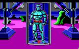 Space Quest III: The Pirates of Pestulon DOS The Terminator Arnoid is hunting you!