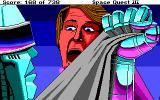 Space Quest III: The Pirates of Pestulon DOS A dramatic full-screen scene with Arnoid!..