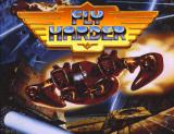 Fly Harder Amiga Title screen