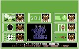Bully's Sporting Darts Commodore 64 Title screen