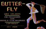 Butterfly Commodore 64 Loading Screen