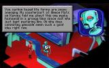 Space Quest I: Roger Wilco in the Sarien Encounter DOS A funny conversation with an alien seller