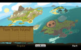 PixelJunk Monsters: Ultimate HD Windows Island selection