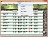 Baseball Mogul Windows There are multiple options to set how far into the future the game simulates into the future.