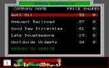 Disney's Duck Tales: The Quest for Gold DOS Play the stock market