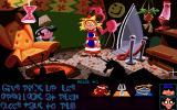 Maniac Mansion: Day of the Tentacle DOS The future is not all about tentacles, after all...
