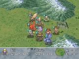 Brigandine: The Legend of Forsena PlayStation Enemies units