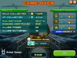 Battalion Commander 2 Browser Game Over