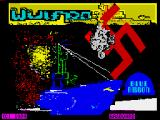Wulfpack ZX Spectrum Title screen