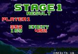 Captain Tomaday Arcade Stage 1 results