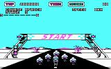 Super Hang-On DOS Get ready to race! (CGA)