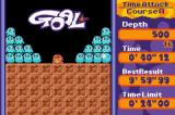 Mr. Driller 2 Game Boy Advance GOAL