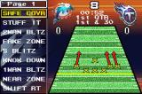 NFL Blitz 20-02 Game Boy Advance Defence options