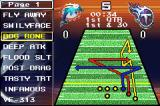 NFL Blitz 20-02 Game Boy Advance Offence options