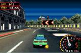 Need for Speed: Underground 2 Game Boy Advance Driving down the straight