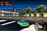 Need for Speed: Underground 2 Game Boy Advance Taking a bend