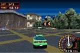 Need for Speed: Underground 2 Game Boy Advance Crossing traffic