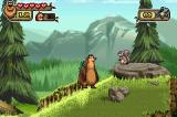Open Season Game Boy Advance Kill the squirrel