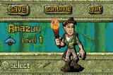 Pitfall: The Lost Expedition Game Boy Advance Amazon Level 1