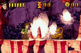 Pitfall: The Lost Expedition Game Boy Advance Another scorpion to kill