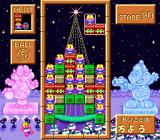 Cosmo Gang: The Puzzle SNES Stage 90. Ho ho ho, Merry Christmas?