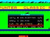 Classic Punter ZX Spectrum You lost the bet