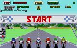 Super Hang-On Atari ST Get ready to race!