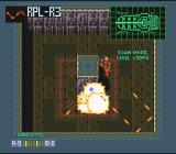 Operation Logic Bomb SNES This laser weapon bounces off walls