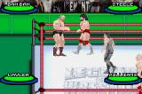 Legends of Wrestling II Game Boy Advance Start of the fight