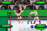 Legends of Wrestling II Game Boy Advance Picked up in the air.