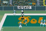 Madden NFL 2004 Game Boy Advance Celebration time