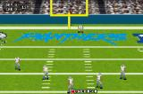 Madden NFL 2005 Game Boy Advance The kick is good.